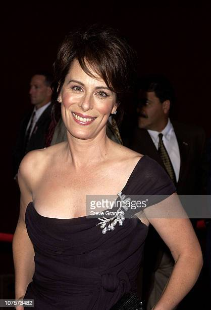 Best Actress in a Comedy Series nominee Jane Kaczmarek arrives for the 53rd Annual Primetime Emmy Awards