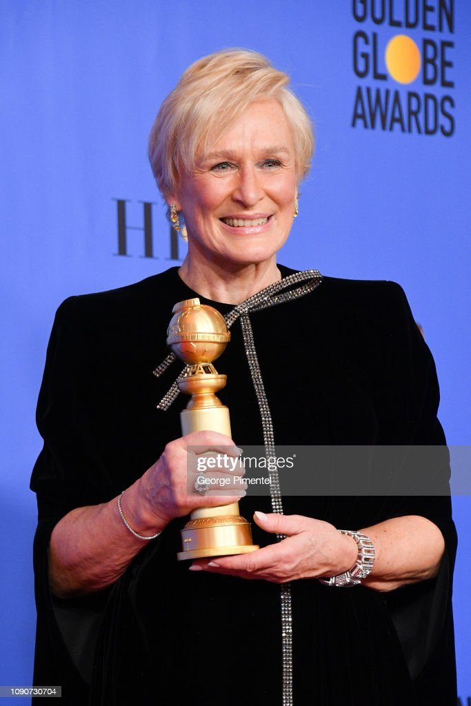 Best Actress in a Motion Picture Drama for 'The Wife ...