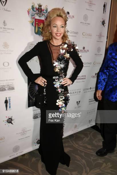 Best awarded Princesse Camilla de Bourbon des Deux Siciles attends the 41st The Best Award Ceremony in Paris Paris Fashion Week Haute Couture Spring...