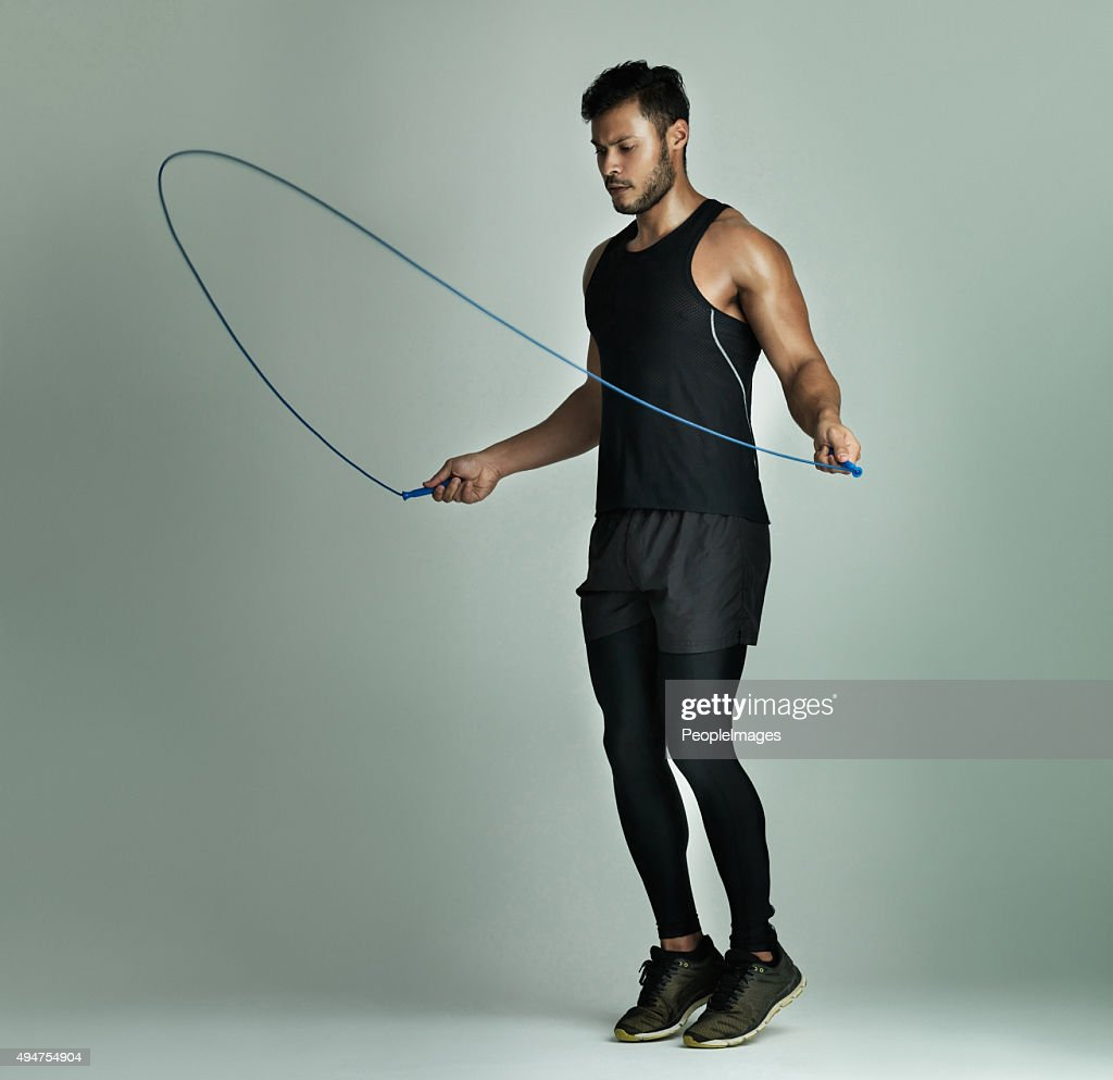 Best cardio workout ever! : Stock Photo
