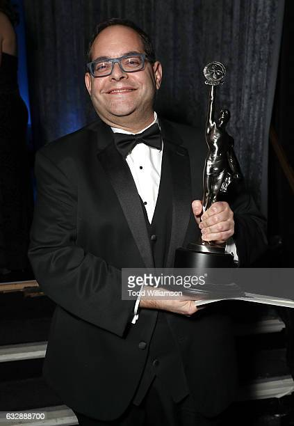 Best Edited One Hour Series Commerical Winner David L Bertman attends the 67th Annual ACE Eddie Awards at The Beverly Hilton Hotel on January 27 2017...