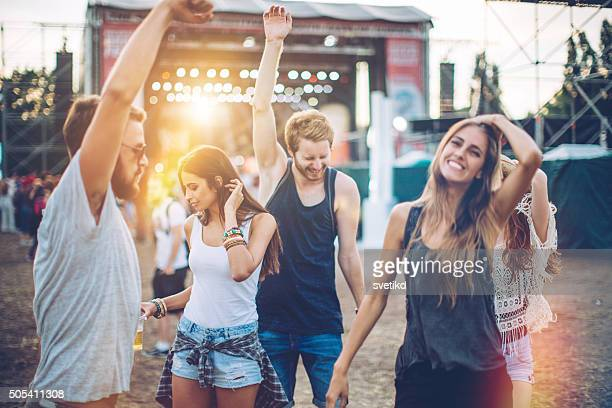 best festival ever! - music festival stock pictures, royalty-free photos & images