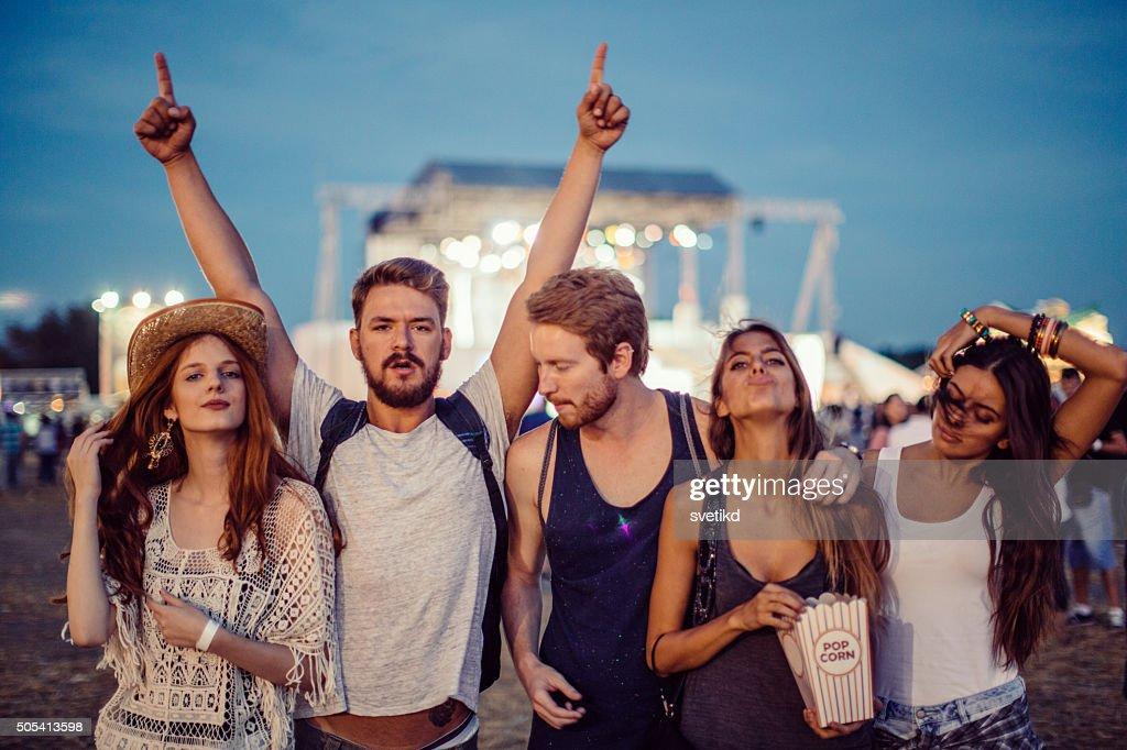 Best festival ever! : Stock Photo