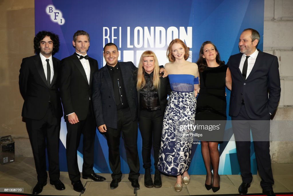 61st BFI London Film Festival Awards - Red Carpet Arrivals