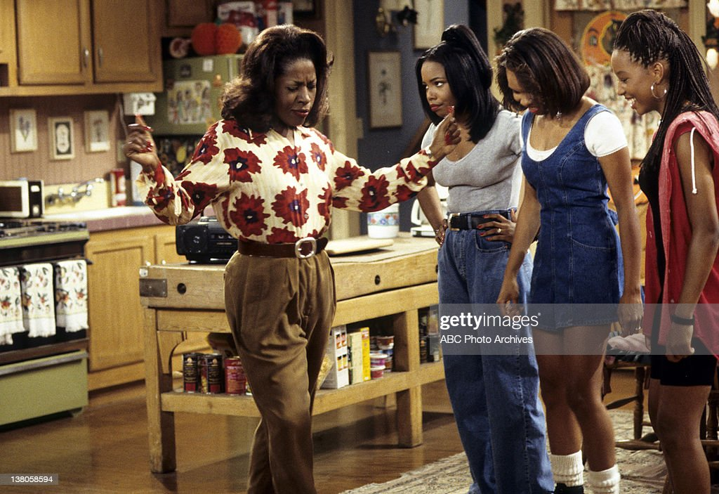 Matters Best Friends Airdate October 29 1993 Jomarie News Photo Getty Images