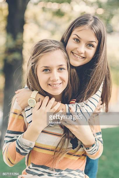 Mejores amigos de fotos