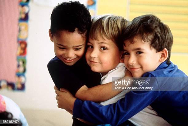 Best friends/Racial harmony