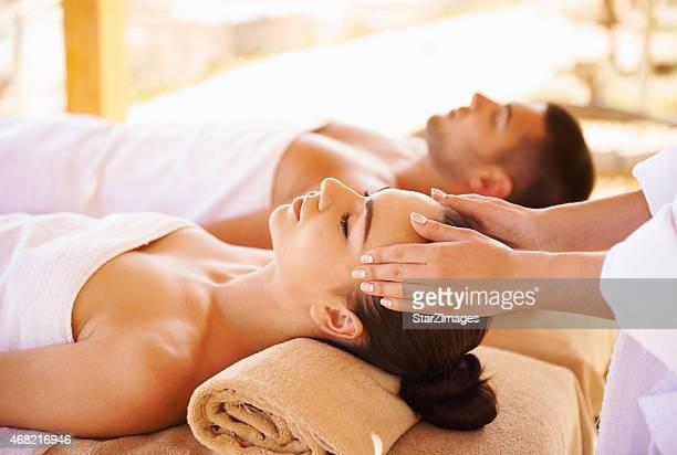 Best head massage