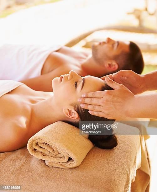Mejor masaje de cabeza