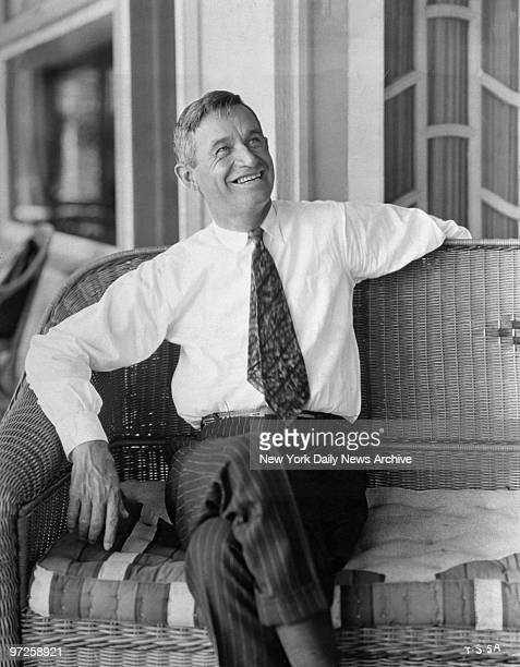 Best known as one of the most popular humorists in US history Will Rogers worked as a $4aday cattle puncher before breaking into the entertainment...