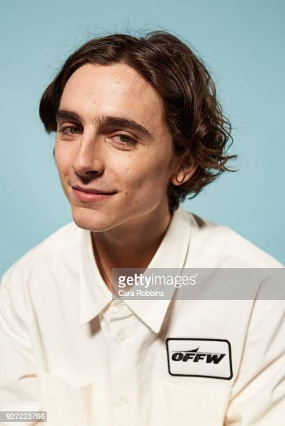 Best Male Lead Timothee Chalamet attends the 2018 Film Independent Spirit Awards on March 3 2018 in Santa Monica California