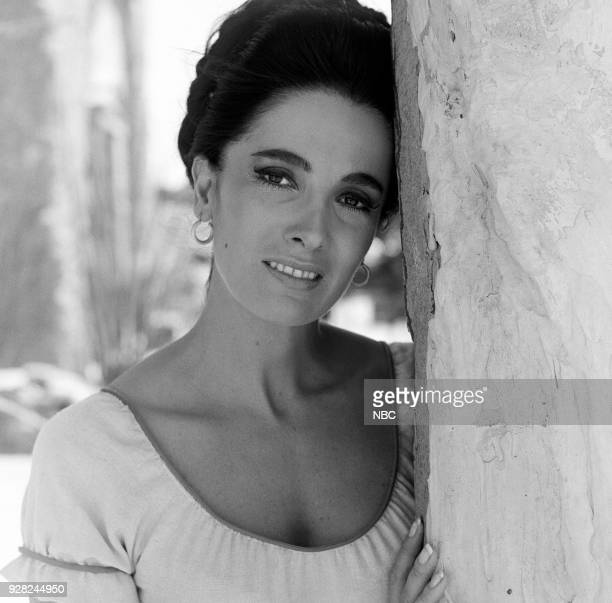 CHAPARRAL Best Man for the Job Episode 4 Pictured Linda Cristal as Victoria Montoya Cannon