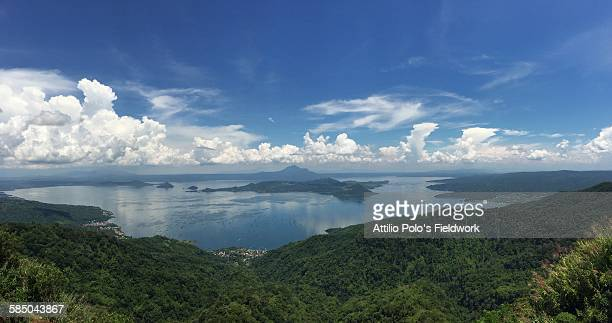 best of the month - taal volcano stock photos and pictures
