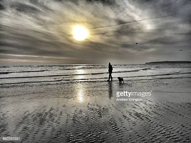 best of year  - camber sands stock photos and pictures