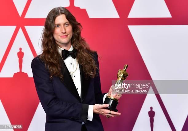 Oscar Style Trophy Award PRESENTATION 2 Tailles
