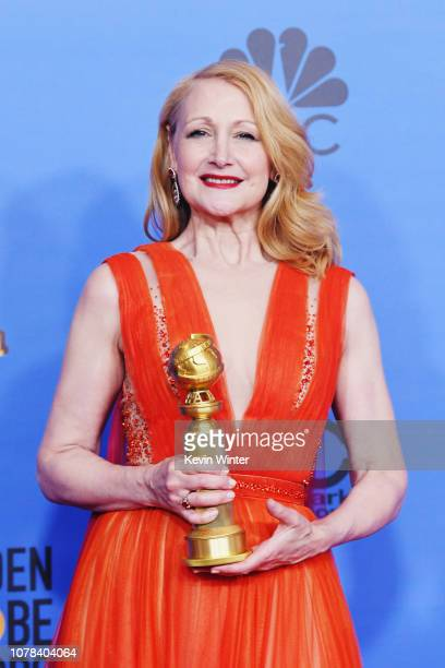 Best Performance by an Actress in a Supporting Role in a Series Limited Series or Motion Picture Made for Television for 'Sharp Objects' winner...