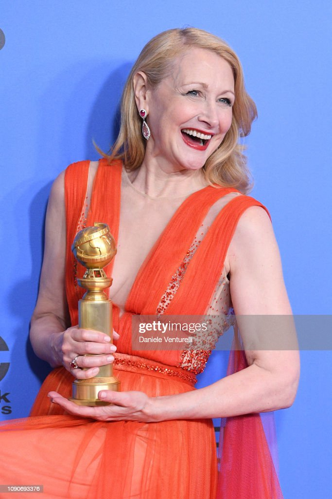 76th Annual Golden Globe Awards - Press Room : News Photo