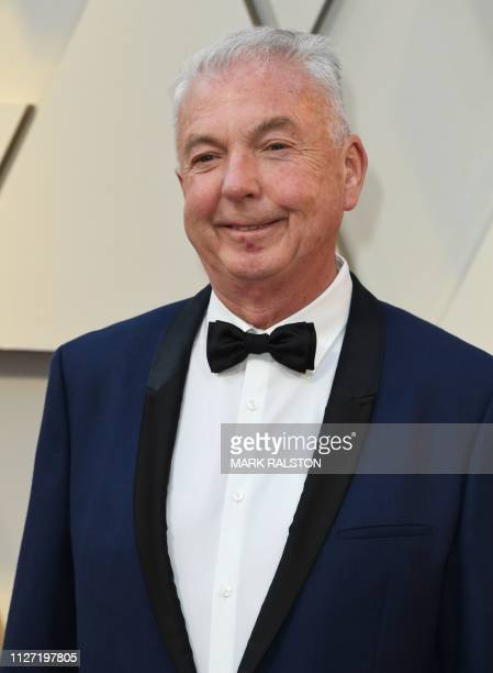 Best Production Design nominees for Mary Poppins Returns Gordon Sim arrives for the 91st Annual Academy Awards at the Dolby Theatre in Hollywood...