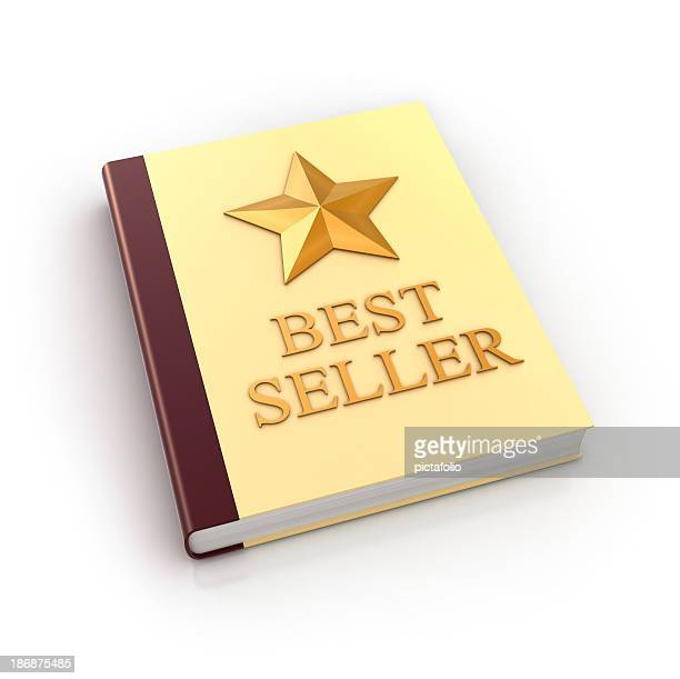 best seller book icon