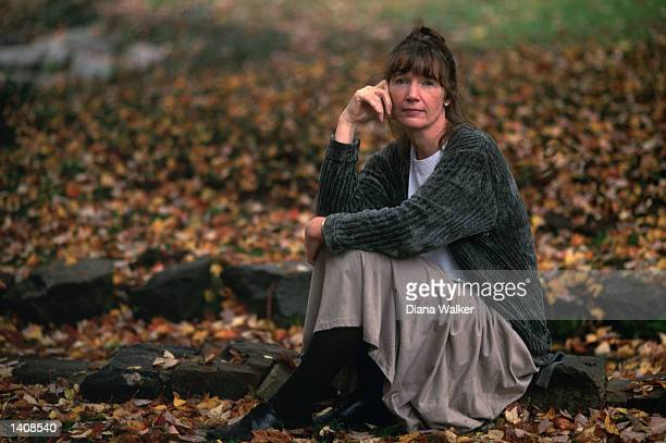 best selling author Anne Tyler poses for a portrait at her home Nov151994 in Maryland Among Tyler''s bestknown books is The Accidental Tourist which...