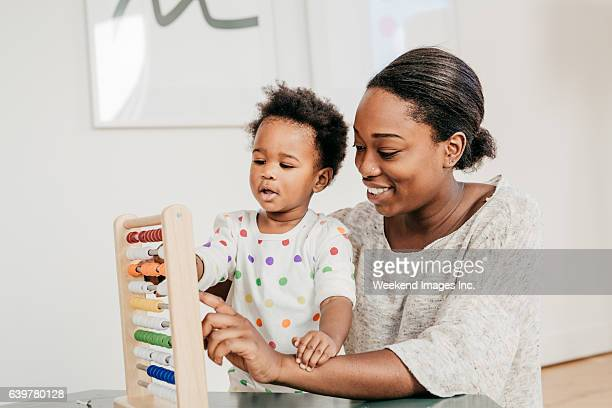 best way to learn colours with toddler - black mothers day stock pictures, royalty-free photos & images