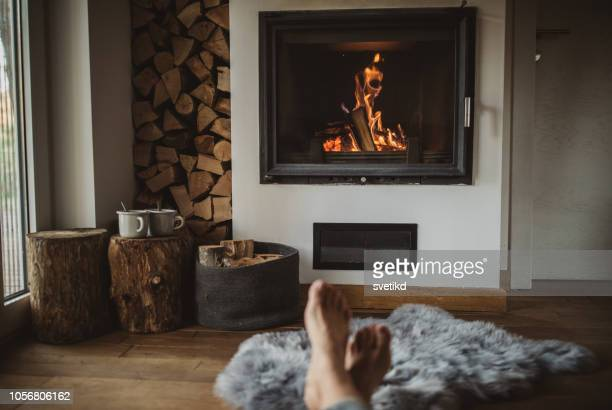 best way to spend winter day - heat stock pictures, royalty-free photos & images