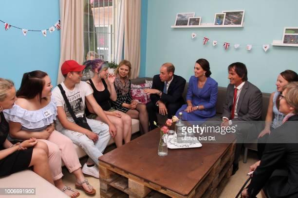 CAMBRIDGE Besuch des Kinder und Jugendhaus Bolle