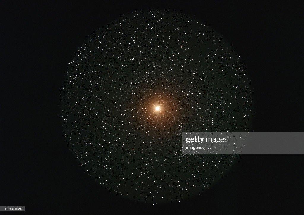 Betelgeuse, Orion : Stock Photo