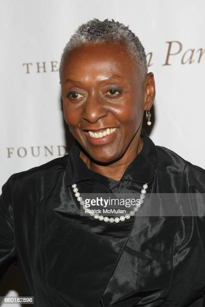 Beth Ann Hardison attends Celebrating Fashion Gala Awards Dinner to Support The GORDON PARKS Foundation at Gotham Hall on June 2 2009 in New York City