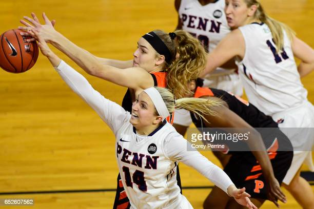 Princeton Womens Basketball Photos et images de collection ...