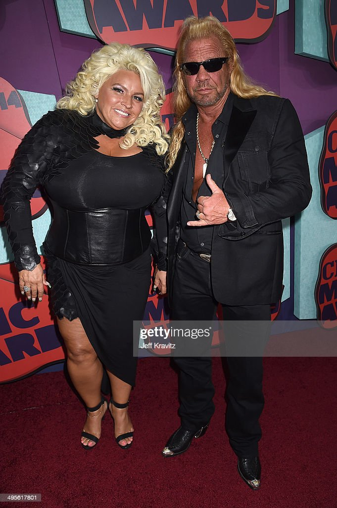 Beth Chapman And Duane Chapman Attend The 2014 Cmt Music