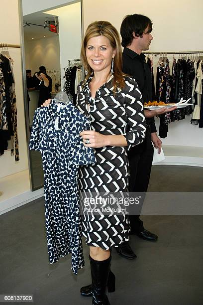 Beth Coleman attends Diane von Furstenberg and C Magazine Host Shop For Your Cause at Los Angeles on April 25 2007