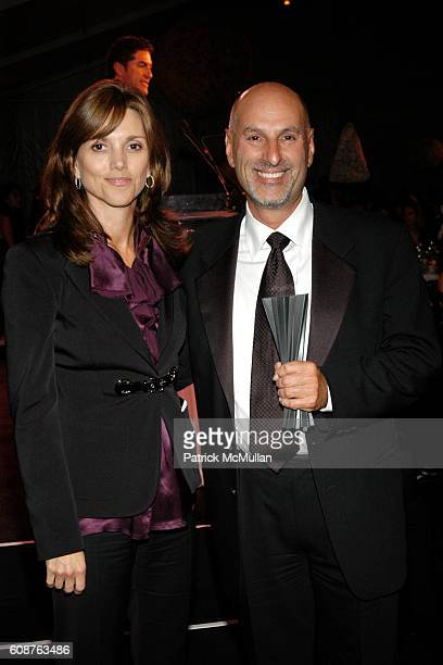 Beth Comstock and ? attend Cooper Hewitt Museum's National Design Awards Gala at Cooper Hewitt Museum on October 18, 2007 in New York City.