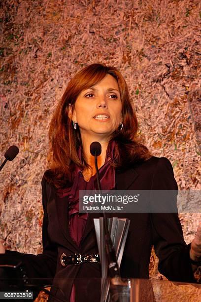 Beth Comstock attends Cooper Hewitt Museum's National Design Awards Gala at Cooper Hewitt Museum on October 18, 2007 in New York City.