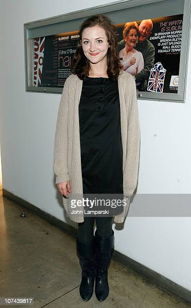 Beth Cooke attends the opening night of Haunted at 59E59 Theaters on December 8 2010 in New York City