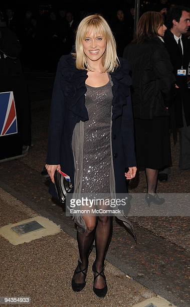 Beth Cordingly attends the British Comedy Awards on December 12 2009 in London England