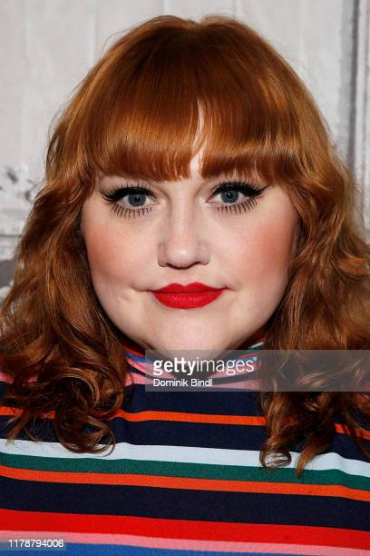 Beth Ditto attends the Build Series to discuss 'On Becoming a God in Central Florida' at Build Studio on October 03, 2019 in New York City.