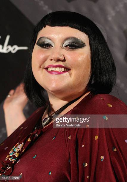 Beth Ditto attends the launch party for Thomas Sabo's new collection at St Mark's Church, Mayfair on July 8, 2010 in London, England.