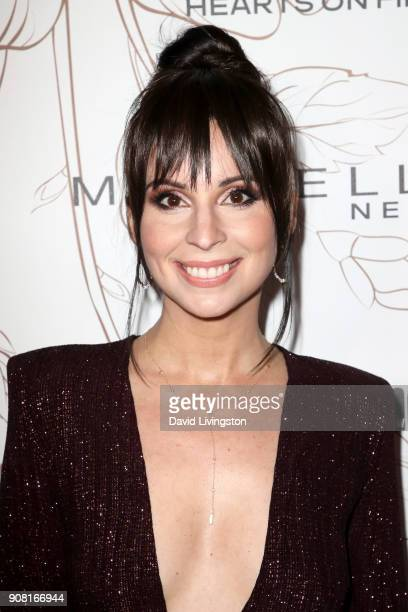 Beth Dover attends Entertainment Weekly's Screen Actors Guild Award Nominees Celebration sponsored by Maybelline New York at Chateau Marmont on...