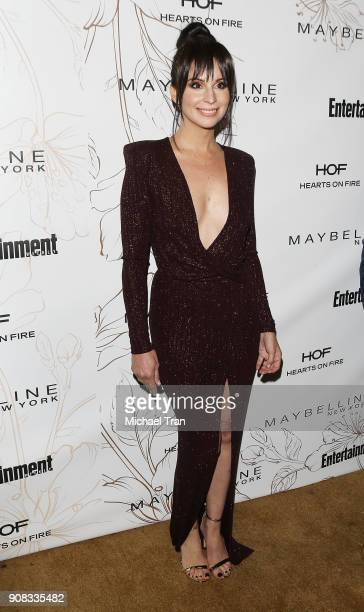 Beth Dover attends the Entertainment Weekly hosts celebration honoring nominees for The Screen Actors Guild Awards held on January 20 2018 in Los...