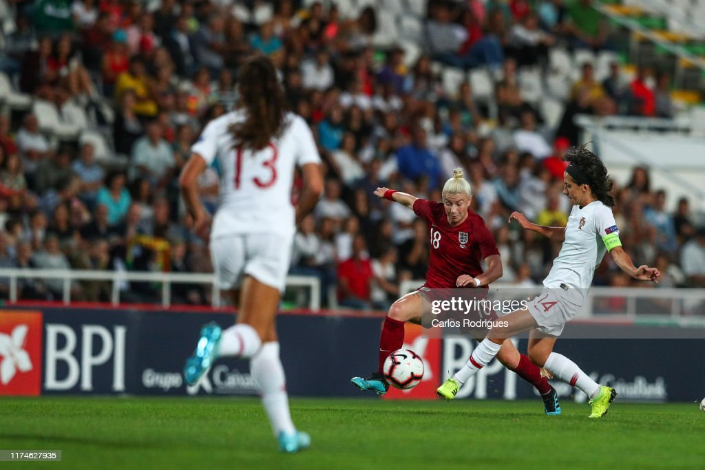 Portugal Women v England Women - International Friendly : News Photo