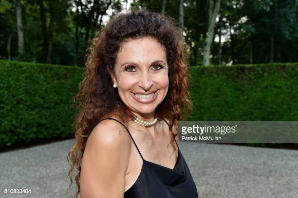 Beth Fishel attends Katrina and Don Peebles Host NY Mission Society Summer Cocktails at Private Residence on July 7 2017 in Bridgehampton New York