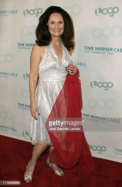 Beth Grant during Time Warner Cable and MTV Networks Celebrate the Launch of Logo and Logo on Demand at Boulevard3 in Hollywood California United...