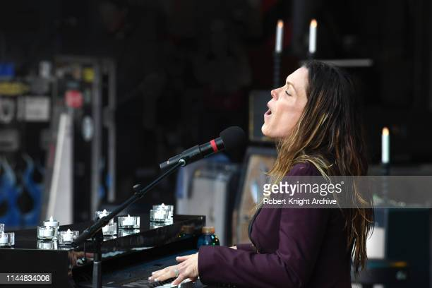 Beth Hart performs on stage Las Vegas United States 14th April 2019