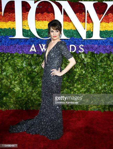 Beth Leavel attends the 73rd Annual Tony Awards at Radio City Music Hall on June 09 2019 in New York City