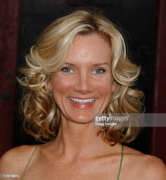 Beth Littleford during 2004 Fox AllStar Party at 20th Century Fox Studios in Los Angeles California United States