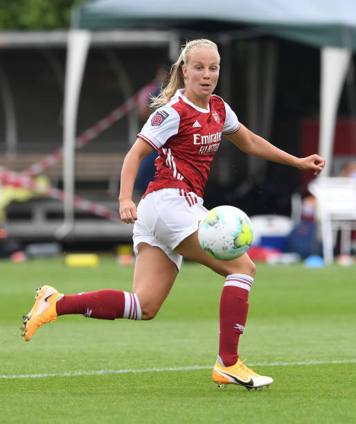 GBR: Arsenal Women v Brighton and Hove Albion Women: Pre-Season Friendly