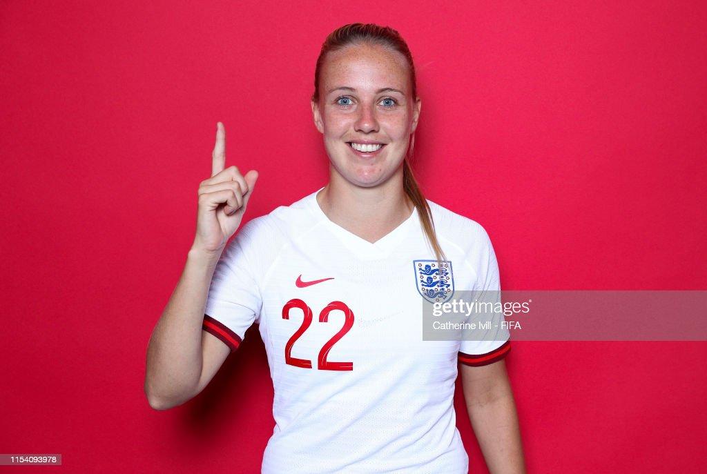 England Portraits - FIFA Women's World Cup France 2019 : News Photo