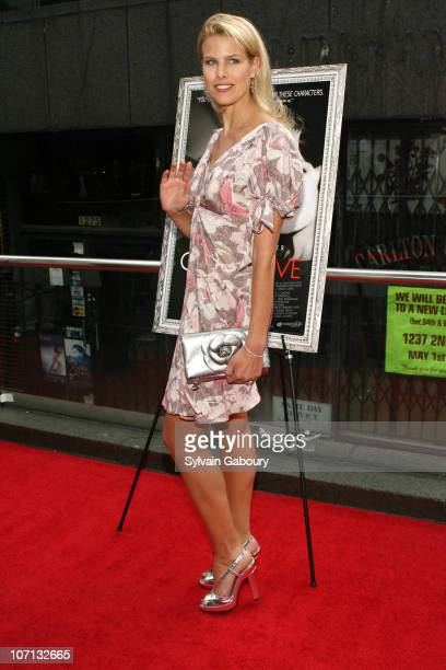 Beth Ostrosky during Crazy Love New York Premiere Red Carpet at Beekman 1 2 Theater at 1271 Second Avenue on 62nd Street in New York City New York...