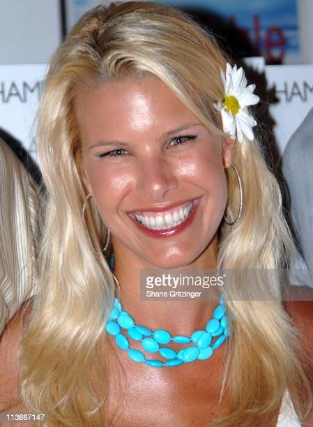 Beth Ostrosky during Hamptons Magazine July Issue Launch Party And Birthday Celebration For July's Cover Star Beth Ostrosky at Star Room in Wainscott...